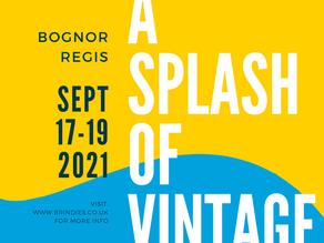 A Splash of Vintage!