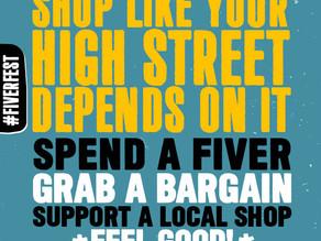 Fiver Fest call-to-action for Bognor Regis Indies! Press Release 18.5.21