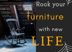 Day 11 - Rock your Furniture with New Life