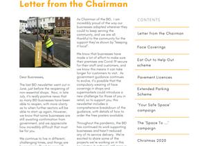 BR BID Newsletter - July 2020