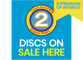 Two Hour Parking Discs 2021 - InitialExpression of Interest