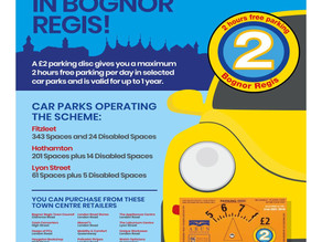 Parking Disc 2020 - Expression of Interest