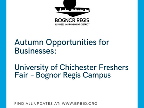 Autumn Opportunities for Businesses