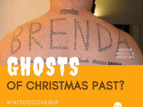 Day 12 ~ Ghosts of Christmas Past?