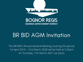 BR BID AGM Invitation