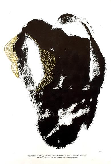Autoportrait, Goya