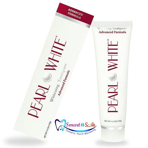 Pearl White Toothpaste Advanced Formula
