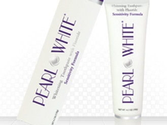 Pearl White Toothpaste Sensitivity Formula