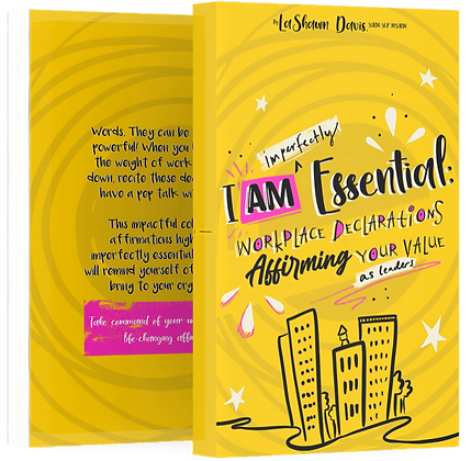 I Am Imperfectly Essential Book