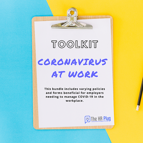Toolkit: Managing COVID-19 At Work