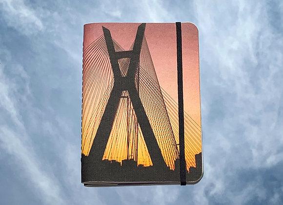 ponte estaiada | caderno