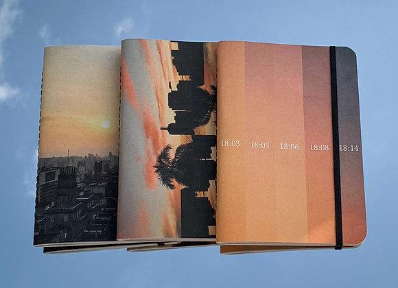 3 cadernos | kit
