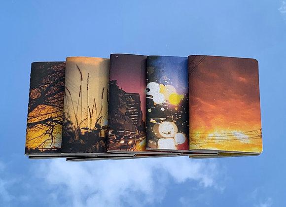 5 caderninhos | kit