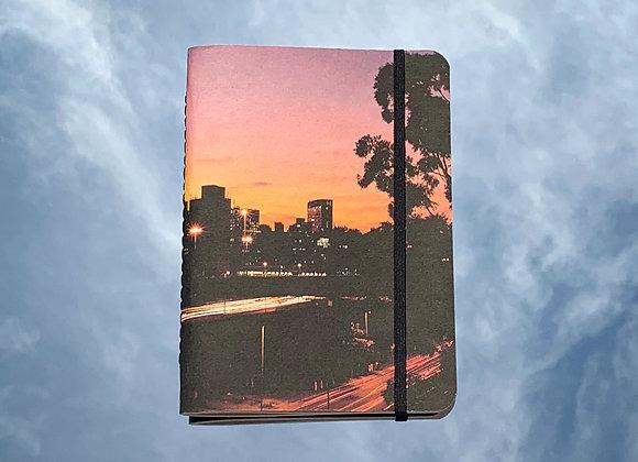 estação dom pedro II | caderno