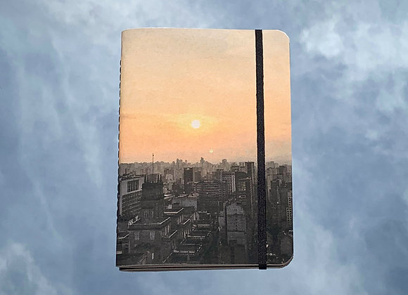 a vista do centro | caderno