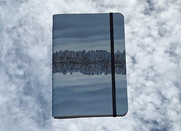 upside down & inside out   caderno