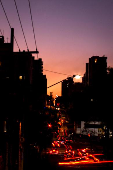 31.08.2018 // rua bartira - sp | depois das seis.