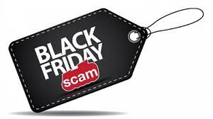 black friday scams
