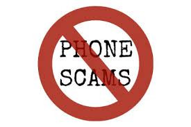 phone scam from internet providers