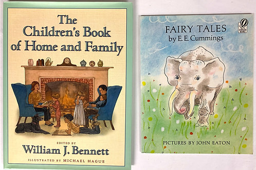 "Grades K - 1 ""Fairy Tales"" Book Stack"