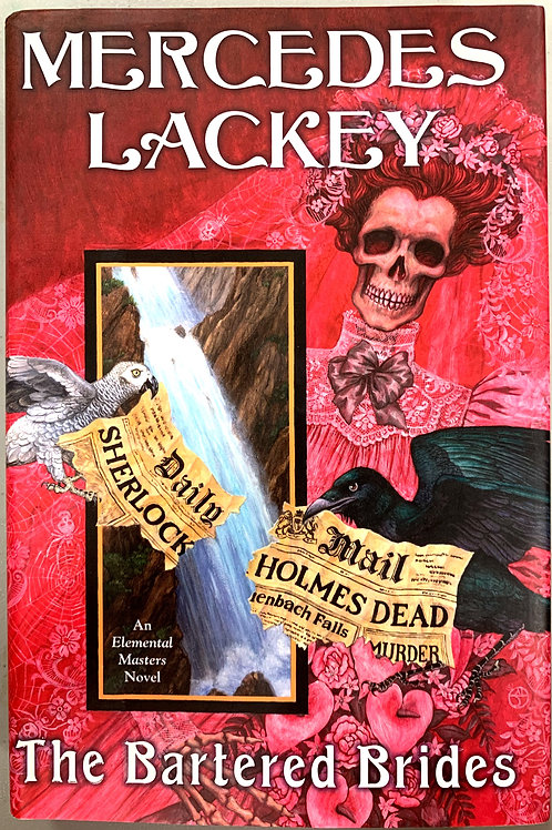 The Bartered Brides, by Mercedes Lackey