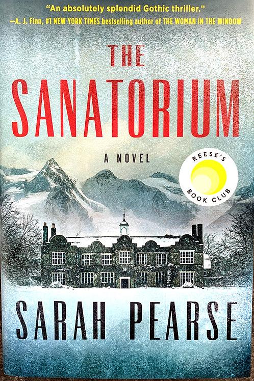 The Sanatorium, by Sarah Pearse