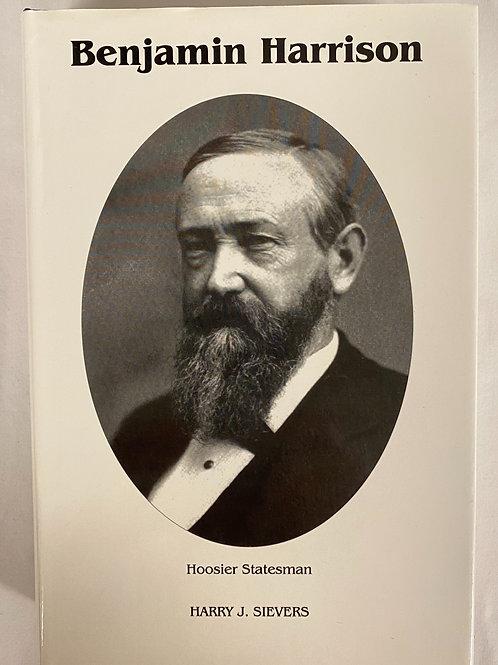 Benjamin Harrison Biography