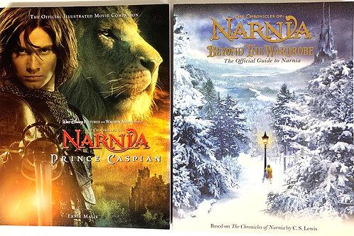"Grade 4 ""Narnia"" Book Stack"