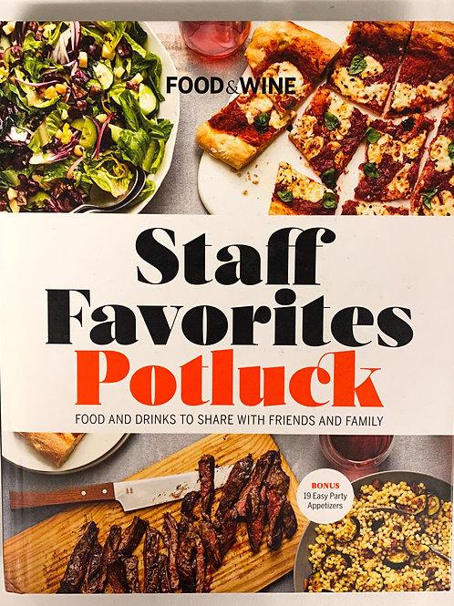 """""""Food & Wine Staff Favorites"""""""