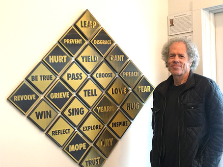 The Westport Book Shop's May Artist is Miggs Burroughs