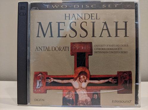 Handel's Messiah on CD