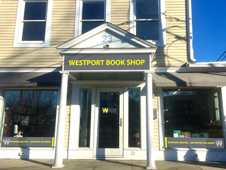 New Year, New Downtown Westport Used Book Shop