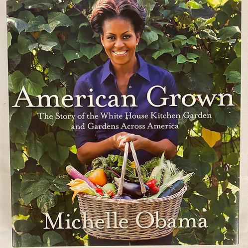 "Michele Obama's ""American Grown"""