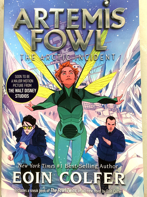Artemis Fowl Book 2 by Eoin Colfer