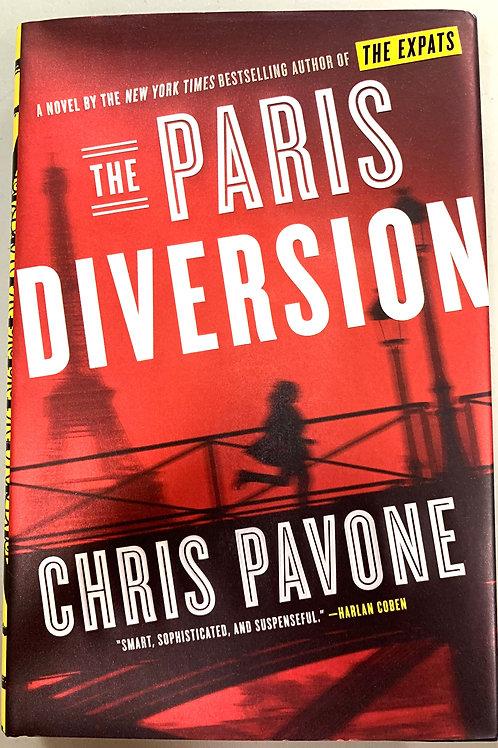 The Paris Diversion, by Chris Pavone