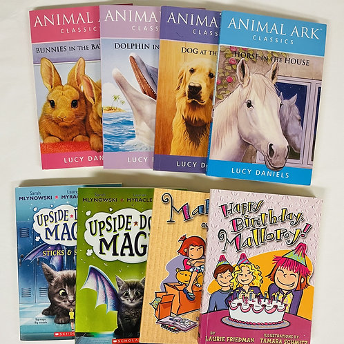 "Grades 2 - 3 ""Animal Ark"" Book Stack"