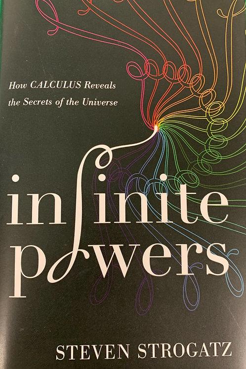 """""""Infinite Powers"""""""