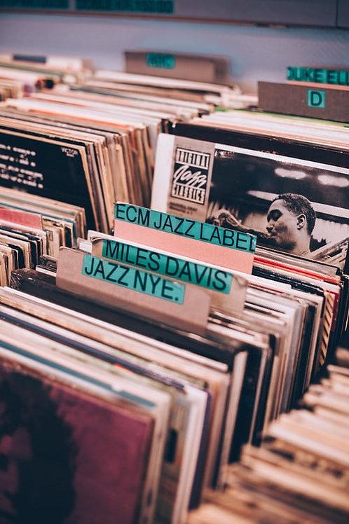 Jazz CDs Surprise Bundle