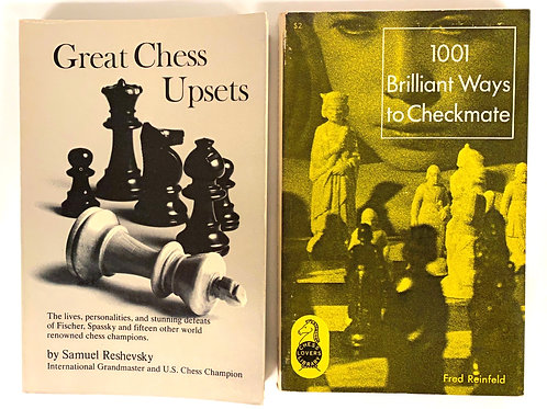 """""""Great Chess Upsets"""""""