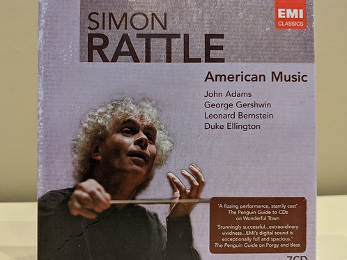 Simon Rattle: American Music