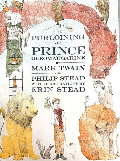 "Mark Twain's ""The Purloining of Prince Oleomargarine"""