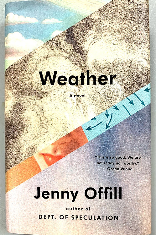 Weather, by Jenny Offill