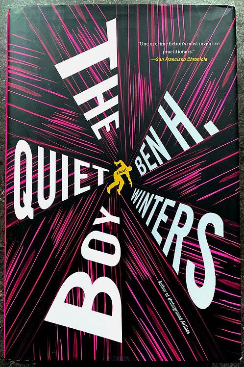 The Quiet Boy by Ben H. Winters