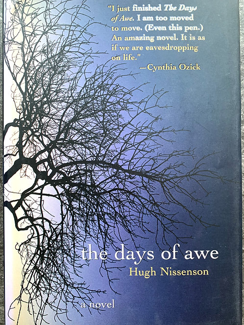The Days of Awe, by Hugh Nissenson (signed)