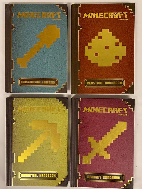 Grades 2 - 3 Minecraft Book Stack