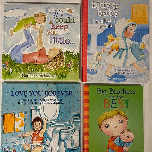 "Grade K ""Love You Forever"" Book Stack"