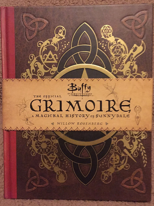 Buffy: The Official Grimoire