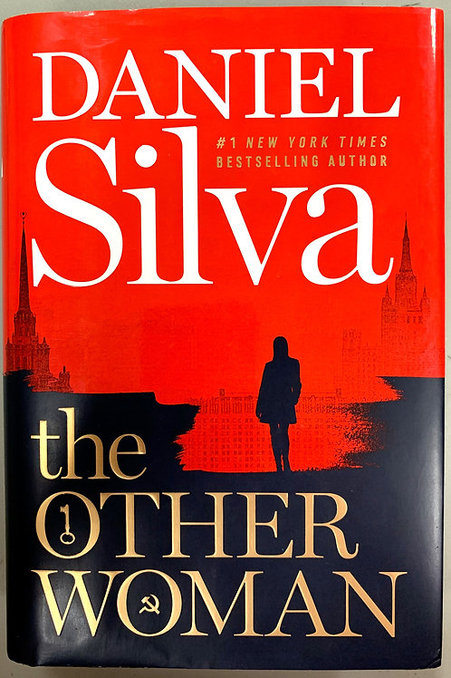 The Other Woman, by Daniel Silva