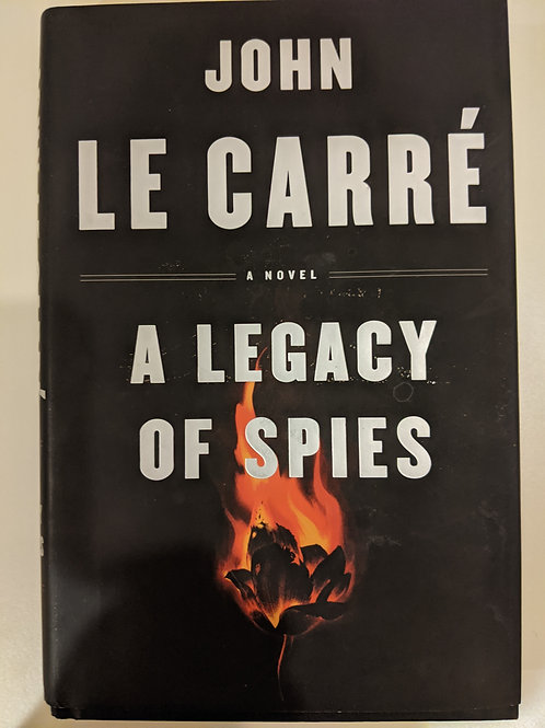 "John LeCarré  ""A Legacy of Spies"""