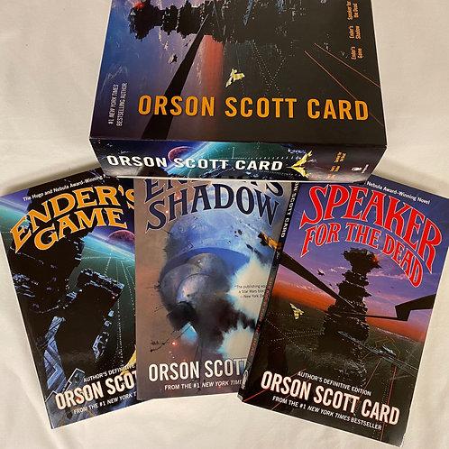 "Orson Scott Card ""Ender's Game"" Boxed Set"